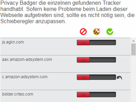 plugin badger